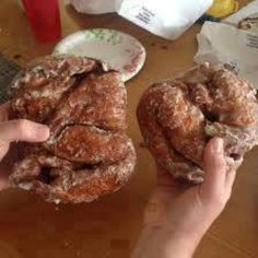 Big Apple Fritters