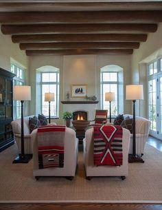 Santa Fe Style Nice Entry Pergola With Very Nice Tile Edge Santa Barbara Mexican