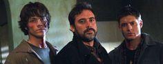 'Sobrenatural': El famoso bate de Negan en 'The Walking Dead' hace un cameo en la serie