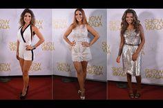 Paula Fernandes, Ivete Sangalo e Ludmilla / Fotos: AgNews http://tempodemulher.com.br/moda/roupa/inspire-se-nos-looks-das-famosas-em-clima-de-ano-novo