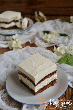 Cake Roll Recipes, My Recipes, Sweet Recipes, Dessert Recipes, Cooking Recipes, Torta Recipe, Rolls Recipe, No Bake Cake, Vanilla Cake