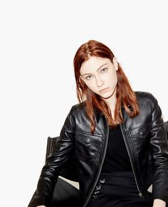Leather jacket - 200 and more - The Kooples