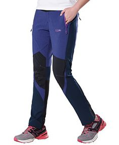 Makino Womens Quick Drying Hiking Pants M131612010 Purple US XSmallAsian M -- Check this awesome product by going to the link at the image.
