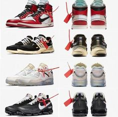 Nike X Blanco Air Jordan 1 Los Diez Sz 9 5 6 7 8 9 Sz 10 11 Aa3834 101 a999e4