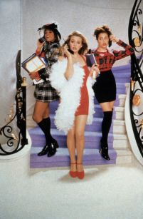 Alicia Silverstone (as Cher Horowitz) Stacey Dash (as Dionne Davenport) and Brittany Murphy (as Tai Frasier) Clueless (1995) #clueless #1995 #90smovies #AliciaSilverstone #StaceyDash #BritannyMurphy