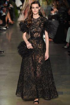 Elie Saab Spring/Summer 2015 Couture | British Vogue