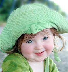 Un petit pois irlandais