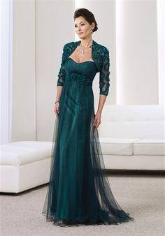 Mom's dress, Montage by Mon Cheri