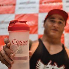 Suplementação Alimentar é na Conan Nutrition   Referência do Vale do Aço e região com três lojas: Shopping do Vale, Canaã e Caratinga.  #ConanNutrition #ShoppingDoVale #Suplemento #Fitness #FicaGrande