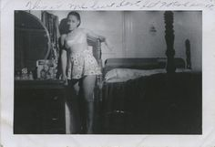 """""""This is me but don't let no one see it…"""" Is that her sweetheart's picture on the dresser?"""