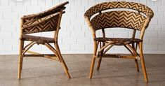 Can't wait to include these new tribal outdoor chairs in one of my decor projects. SHF have hit it on the spot of mixing african style with the original european style classic wicker chair. At only R3990.00 they are a great deal. Call me and I will design and decorate your outside patio for you! nancydesigns.co.za #wicker #patio #veranda #summerliving #decor #home #homestyle #homedecoration #homedecor #interior #interiordecor #interiorstyle #interiorinspiration Wicker Chairs, Outdoor Chairs, Interior Styling, Interior Decorating, Outside Patio, African Style, Apartment Interior, European Style, Office Interiors