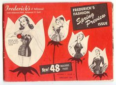 1954 Frederick's of Hollywood Catalog