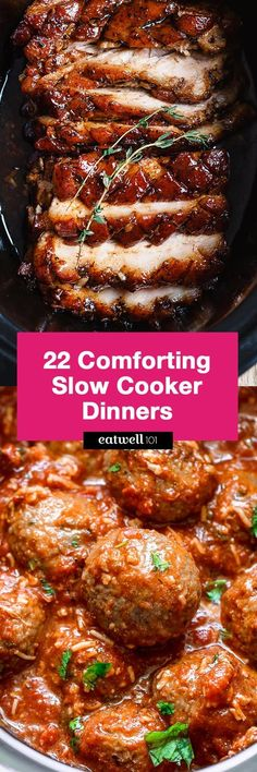 Comforting Slow Cook Comforting Slow Cooker for Dinner - Here is a selection of our favorite slow cooker meals perfect for all skill levels! Crockpot Dishes, Crock Pot Slow Cooker, Crock Pot Cooking, Pressure Cooker Recipes, Cooking Recipes, Crockpot Meals, Cooking Games, Freezer Meals, C'est Bon