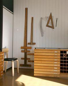 Alvar Aalto Studio,Finland