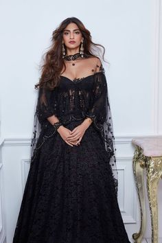 Sonam Kapoor for Shehlaa by Shehla Khan