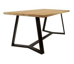 Stoły nowoczesne - stół do salonu, niekoniecznie ten (chociaż ma dobrą cenę), koniecznie drewniany!