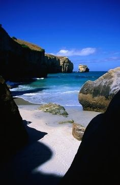 26. #Dunedin - 45 Breathtaking #Sights of New Zealand ... → #Travel [ more at http://travel.allwomenstalk.com ]  #Bay #South #Glow #Milford #Primordial