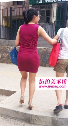 女人如何穿衣搭配更显气质_美女图片 www.ppm2.com Sexy Hips, Pencil Skirts, Tight Dresses, Asian Beauty, Tights, Bodycon Dress, Big, Tops, Fashion