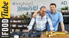 Wild Garlic Focaccia   Jamie & Gennaro   #MyFoodMemories   AD