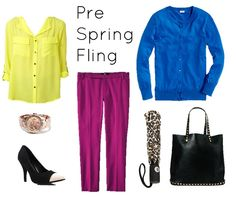 Pre Spring Outfit on six2eleven.net