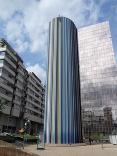 Sculpture Moretti - La Defense - Courbevoie