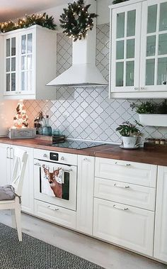 Gorgeous Kitchen Trends and Decoration ideas for This Year Part 19 - Design della cucina Kitchen Furniture, Kitchen Interior, Interior Design Living Room, Küchen Design, Layout Design, Design Ideas, Design Trends, Ikea Kitchen Design, Cocinas Kitchen
