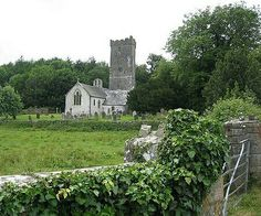 St Caradoc Church - Lawrenny