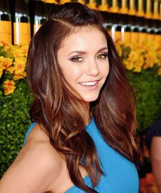 Nina Dobrev - Shimmering Whiteness {Nina's Smile} #13: Because we want to be a fly on the wall while she smiles! - Page 9 - Fan Forum