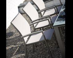 Axel Diningset combiblack aluminium ! | Buitenhof