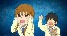 Shizuku and Haru xddd