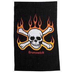 Skull Bathroom Accessories -Skull Bathroom Decor and Sets Bowling Accessories, Bathroom Accessories, Brunswick Bowling, Jolly Roger, Towel, Reusable Tote Bags, Sports, Skulls, Outdoors