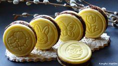 Konyha Naplóm: Húsvéti töltött keksz (2.) Peanut Butter, Cookies, Food, Biscuits, Essen, Cookie Recipes, Cookie, Cake, Yemek