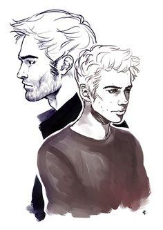 Stiles and Dereck
