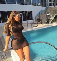 An album of 48 sexy photos and gifs of some hot girls with curves. These sexy babes show what a curvy body can look like. Miss Nikki Baby, Selfies, Nicki Baby, Poseidon, Nikki Mudarris, Girl With Curves, Body Inspiration, Black Lingerie, Sensual