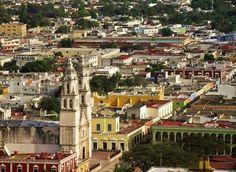 Centro de Campeche
