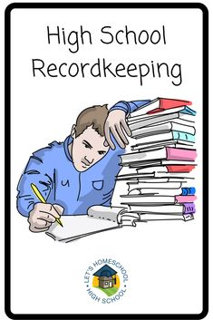 How do you do recordkeeping in your homeschool? Here are some helpful tips! Home Schooling, Helpful Tips, Homeschool, High School, Education, Memes, Children, Advice, Young Children
