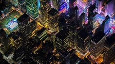 Photographer Captures Amazing New York City Aerials in 'Once in a Lifetime Flight' - weather.com