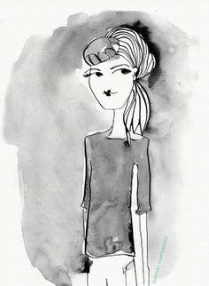 ¿Una foto? Maruki Maremotto.  Contemporary Illustrations