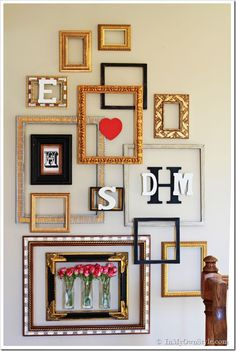 prettiest curated frame collection ever!