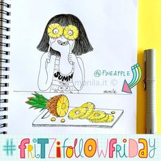Yay! Time for another #fritzifollowfriday  - - - - - - Today I want to introduce you to @monilahandmade. The one above is still my all time favorite Doodle of hers. Don't you have smile on your face when you look at this? Her whole feed is always making me happy. And she is doing way more than just Doodles. Want to know what! - - - - - - Then hop over to  @monilahandmade @monilahandmade @monilahandmade  and tell her @byjohannafritz sent you  - - - - - - Do you want to be featured at an…