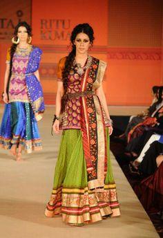 Ritu Kumar's Falaknuma Collection