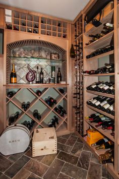 wine cellar options