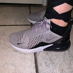 Swarovski Nike Air Max 270 Shoes Blinged Out With Swarovski Crystals Bling Nike Shoes Olive Bling Nike Shoes, All Nike Shoes, Pretty Shoes, Cute Shoes, Me Too Shoes, Nike Air Max For Women, Nike Women, Air Max Sneakers, Sneakers Nike