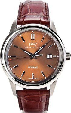 7f36da2176f IWC Vintage Ingenieur Automatic Limited Edition 2012 Роскошные Часы