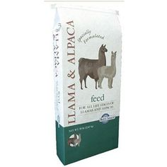 Nutri Source® Llama and Alpaca Concentrate is a nutritionally balanced diet for all life stages of llamas and alpacas. Designed to be fed with free-choice hay or pasture. Alpacas, Balanced Diet, Encouragement, Free