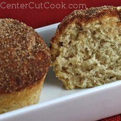 Cinnamon Sugar Muffins- a great weekend breakfast treat.
