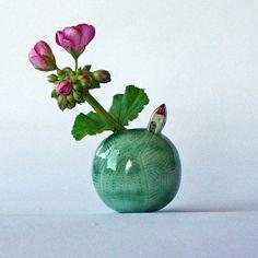 There's no place like home - One of a kind miniature jar