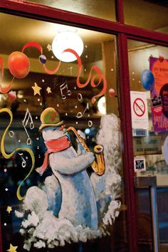 Plays With Needles: Christmas in Paris. Beautiful shops, markets and cafes