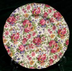 Royal Winton Summertime Chintz