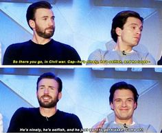 whY IS SEBASTIAN SMILING SO MUCH istfG ITS A STUCKY KISS